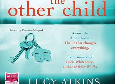 Reading The Other Child by Lucy Atkins