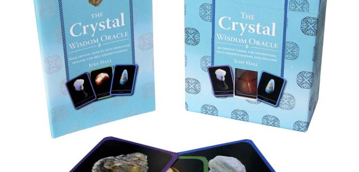 The Crystal Wisdom Healing Oracle Deck