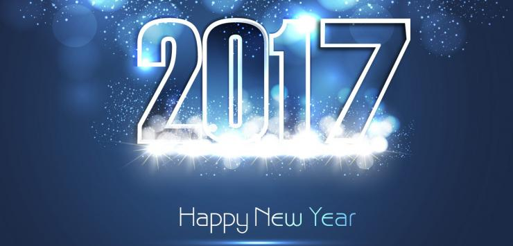 2017 New Year Message