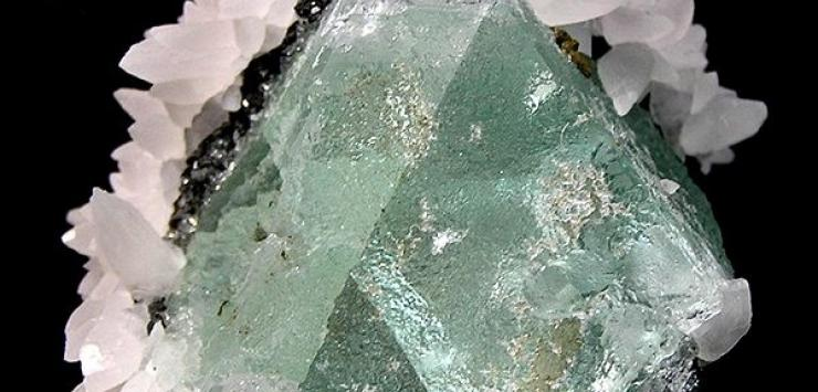 Selenite and Archangel Ophaniel