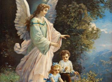 Childrens Guardian Angels