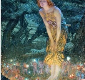 Summer Solstice Faery Celebrations