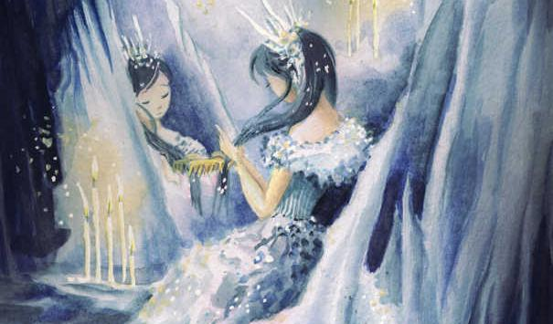 The Snow Queen Faery
