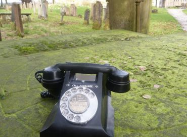 Phone Calls From Beyond