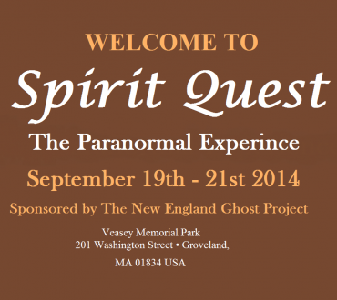 Join Spirit Quest