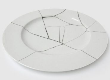 The Cracked Plate