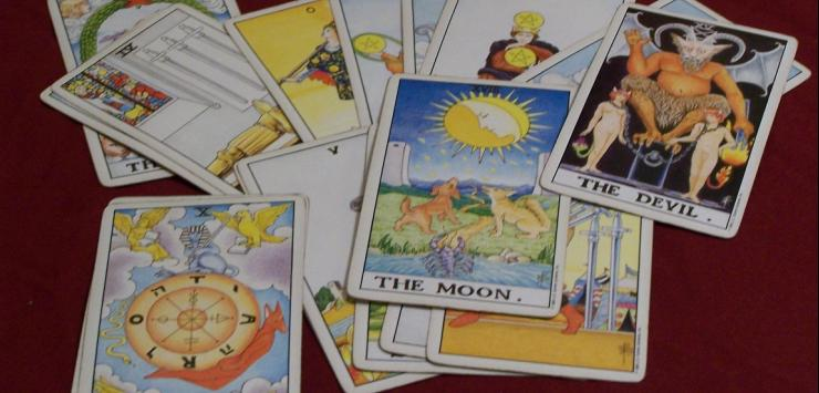 Tarot Cards, The Journey Begins - Part 1