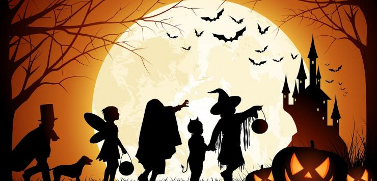 """Where does Halloween """"Originate"""" from?"""