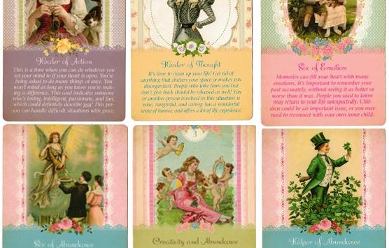 Doreen Virtue - Guardian Angel Tarot
