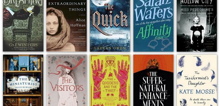 Ten Great Books to try this Halloween