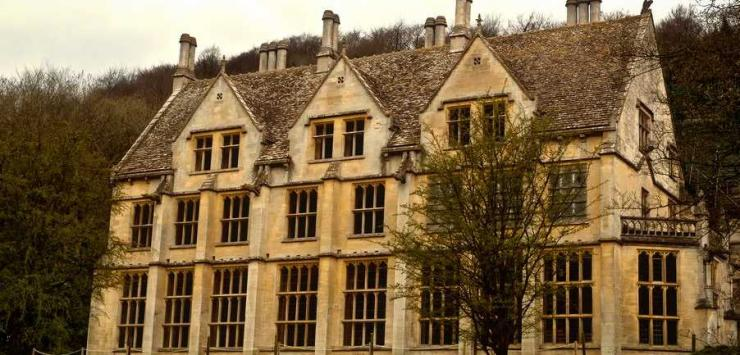 Investigating Woodchester Mansion