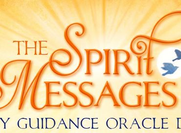 The Spirit Messages Oracle Deck by John Holland