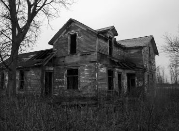 An Abandoned Building